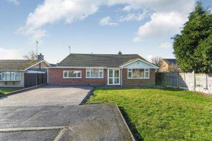3 Bedrooms Detached House for sale in Gility Close, Walsall, West Midlands