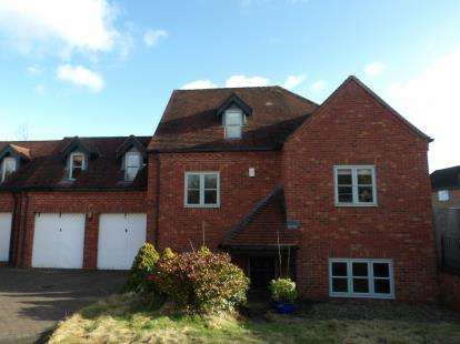 5 Bedrooms Detached House for sale in Jubilee Croft, Swepstone, Coalville