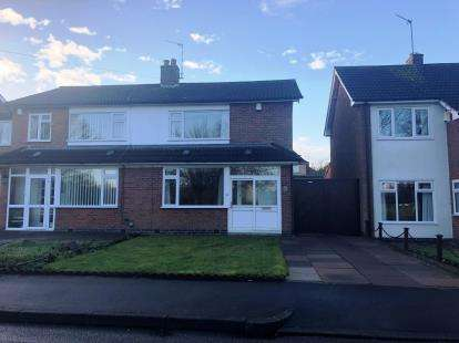 3 Bedrooms Semi Detached House for sale in Brighton Avenue, Wigston, Leicester, Leicestershire