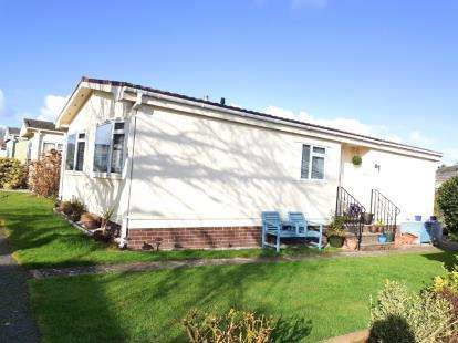 2 Bedrooms Mobile Home for sale in Trelawne, Looe, Cornwall