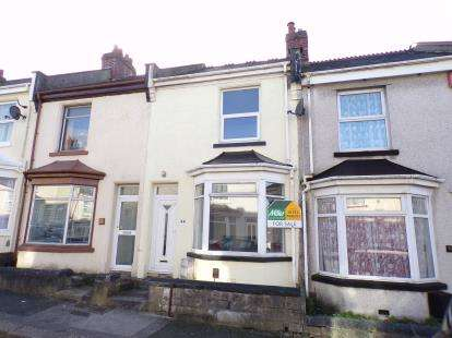 2 Bedrooms Terraced House for sale in Keyham, Plymouth, Devon