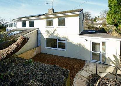 4 Bedrooms Semi Detached House for sale in Bridgetown, Totnes, Devon