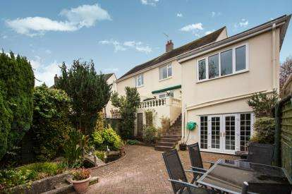 4 Bedrooms Semi Detached House for sale in Shiphay, Torquay, Devon