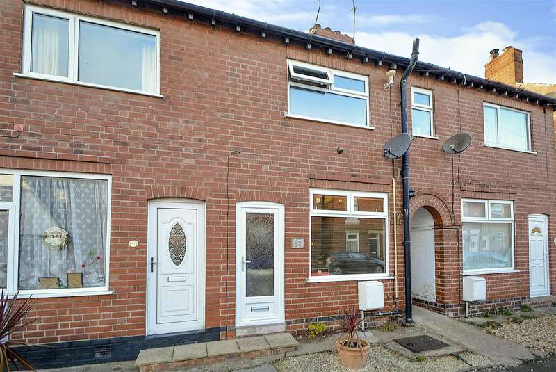 2 Bedrooms Terraced House for sale in William Street, Long Eaton