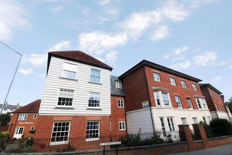 1 Bedroom Property for sale in Barton Mill Court, Canterbury, CT2 7JZ