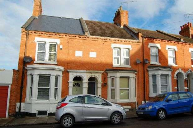3 Bedrooms Terraced House for sale in Turner Street, Abington, Northampton NN1 4JJ