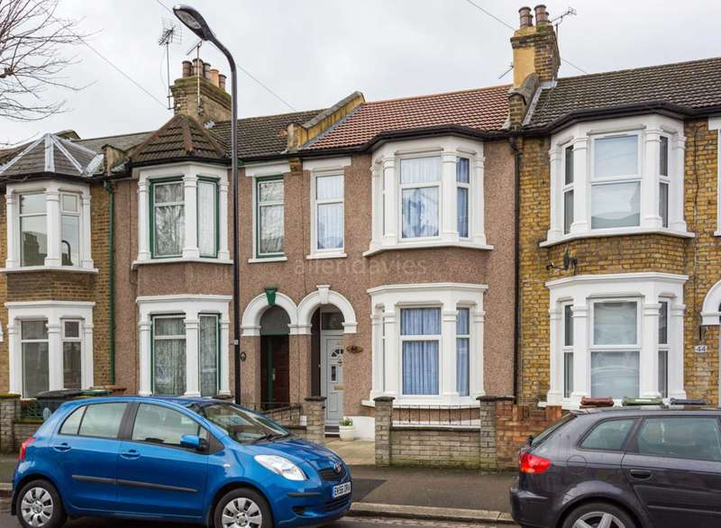 3 Bedrooms Terraced House for sale in Sunnyside Road, Leyton