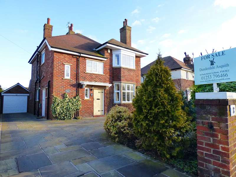 4 Bedrooms Detached House for sale in Sandringham Road, St Annes