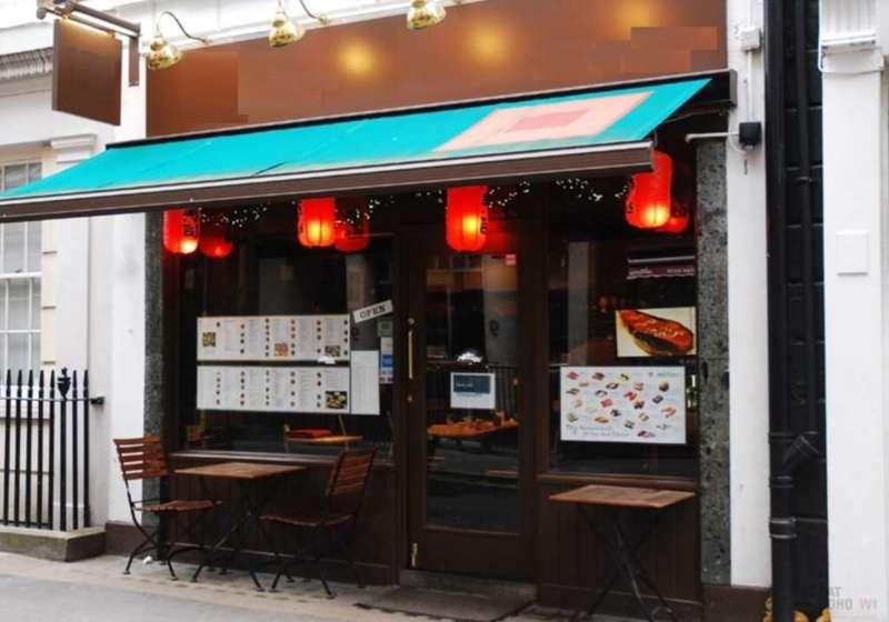 Restaurant Commercial for rent in Lower John Street, Soho, W1F