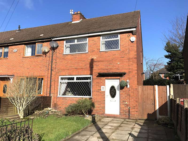 2 Bedrooms Town House for sale in Tig Fold Road, Farnworth, Bolton, BL4 0PD