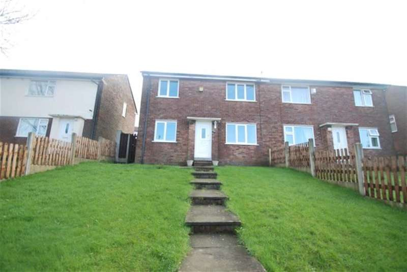 3 Bedrooms Semi Detached House for sale in Windermere Road, Stalybridge, Cheshire, SK15 1EF
