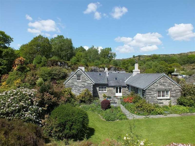 5 Bedrooms Country House Character Property for sale in Nr Betws Y Coed