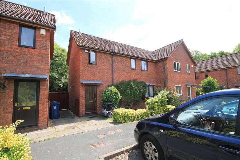 3 Bedrooms Semi Detached House for sale in Pieces Court, Waterbeach, Cambridge, CB25