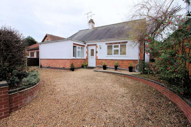 3 Bedrooms Detached Bungalow for sale in Borrowell, Kegworth