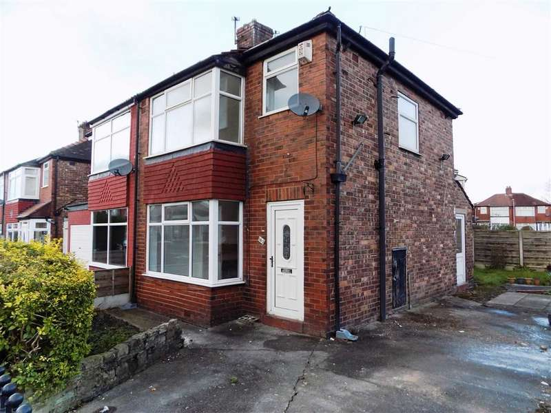 3 Bedrooms Semi Detached House for sale in Abbey Hey Lane, Abbey Hey, Manchester