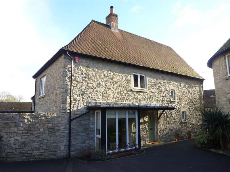 4 Bedrooms Detached House for sale in Sheppard's Forge, Sutton Veny, Warminster