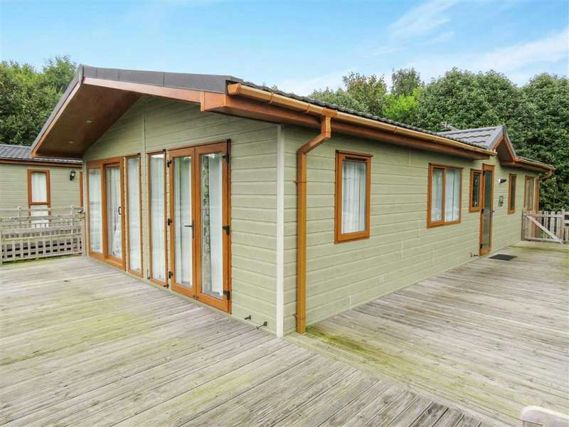 2 Bedrooms Bungalow for sale in Lakeside South Road, Wooler