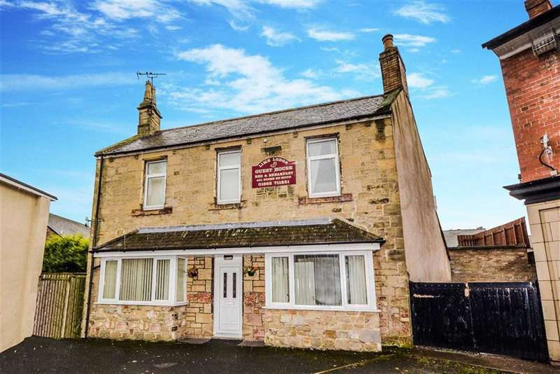 6 Bedrooms Detached House for sale in Lime Street, Amble, Northumberland