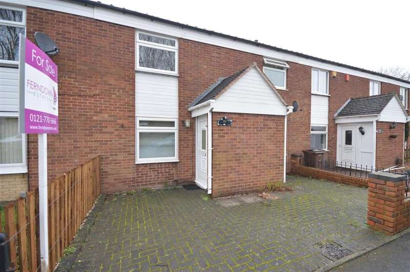 3 Bedrooms Terraced House for sale in Whitebeam Road, Birmingham