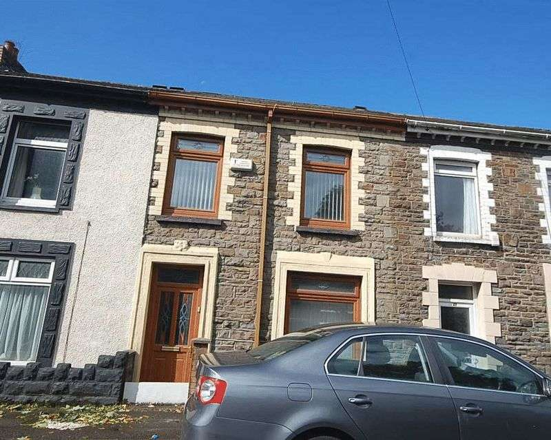 2 Bedrooms Property for sale in 19 Pant Yr Heol, Briton Ferry, Neath