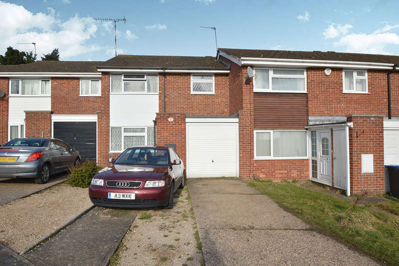 3 Bedrooms Semi Detached House for sale in Croft Close, Barwell, Leicester, LE9