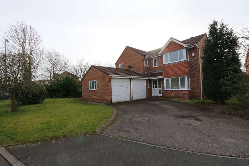 4 Bedrooms Detached House for sale in 7 The Grange, Cottam, Preston, Preston, Lancashire, PR4