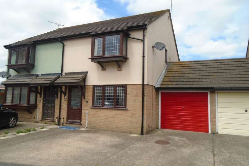 2 Bedrooms Semi Detached House for rent in Church Meadows, Deal, CT14