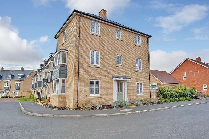 4 Bedrooms Town House for sale in ROMSEY