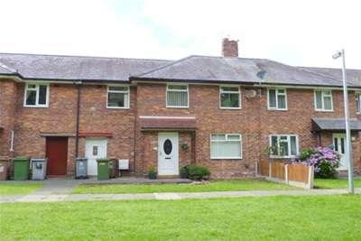 3 Bedrooms Terraced House for rent in Plane Tree Road, Bebington