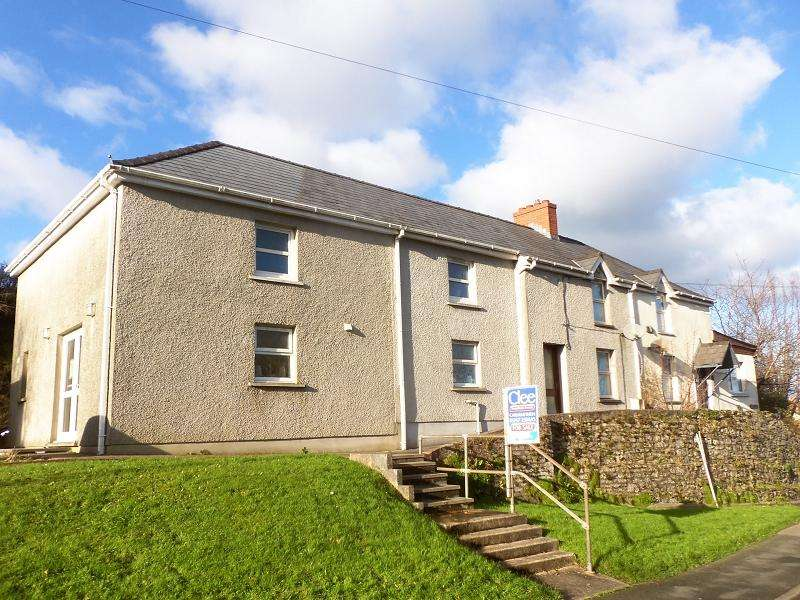 4 Bedrooms Semi Detached House for sale in Pleasant View, High Street, St. Clears, Carmarthen, Carmarthenshire.