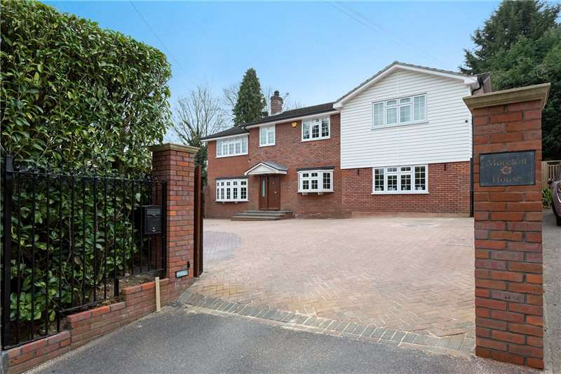 6 Bedrooms Detached House for sale in Oak End Way, Gerrards Cross, Buckinghamshire, SL9