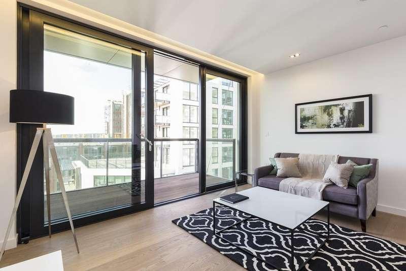 2 Bedrooms Flat for rent in Handyside Street, King's Cross, London, N1C
