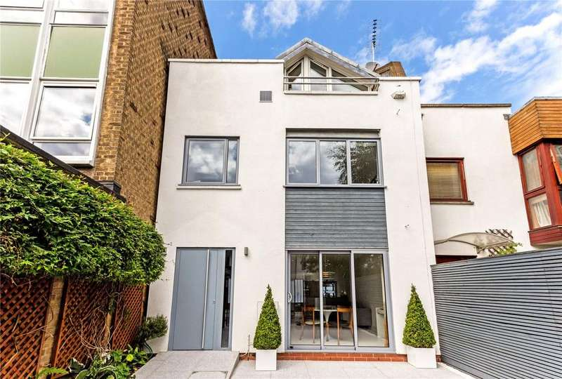 3 Bedrooms Terraced House for sale in Grafton Crescent, Kentish Town, London, NW1