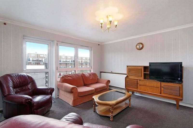 2 Bedrooms Flat for sale in Attilburgh House, St. Saviours Estate, London, SE1