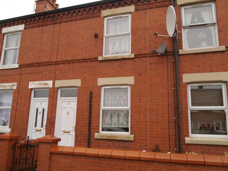 2 Bedrooms Terraced House for rent in Dale Street, Wrexham, , LL13 8EU