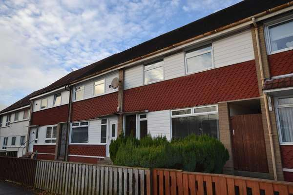 3 Bedrooms Terraced House for sale in 3 Appin Terrace, Rutherglen, Glasgow, G73 5JA