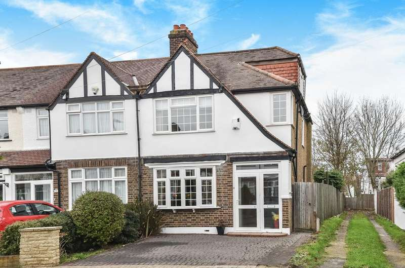 4 Bedrooms End Of Terrace House for sale in Aviemore Way Beckenham BR3