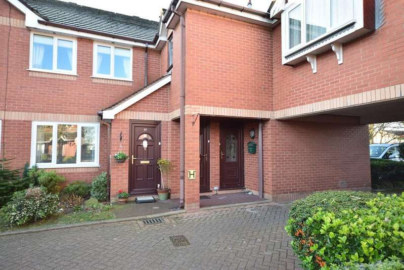 2 Bedrooms Apartment Flat for sale in Mellings Wood, Lytham St Annes, FY8