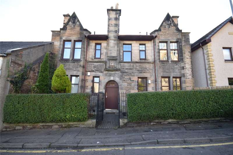 2 Bedrooms Flat for sale in Haddow Street, Hamilton, South Lanarkshire, ML3