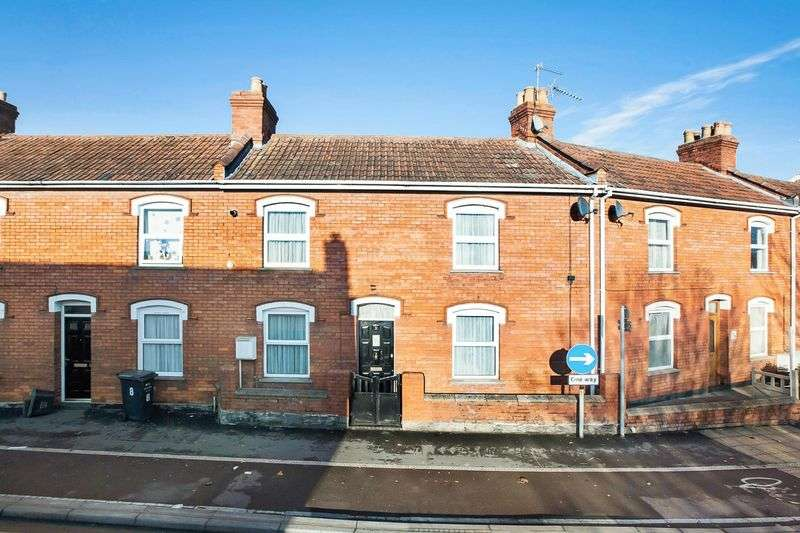 2 Bedrooms Property for sale in Cranleigh Gardens, Bridgwater