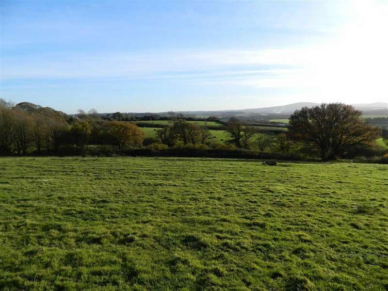 Land Commercial for sale in Bouchers Hill, North Tawton, Devon, EX20