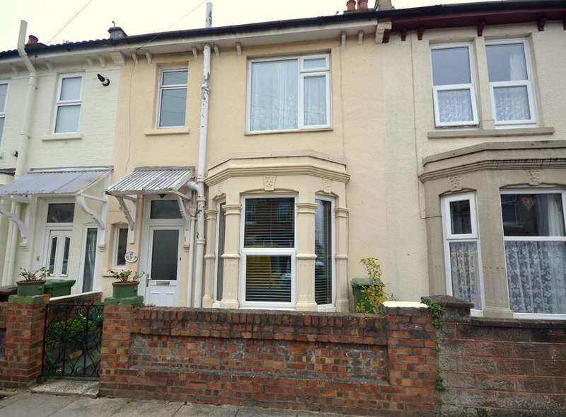 3 Bedrooms Terraced House for sale in Chesterfield Road, Baffins, Portsmouth