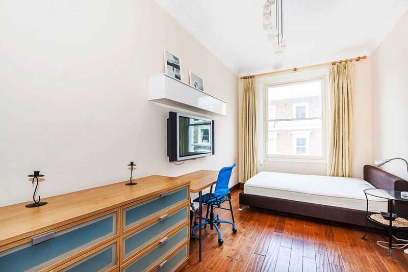 2 Bedrooms Apartment Flat for sale in Hogarth Road, Earls Court