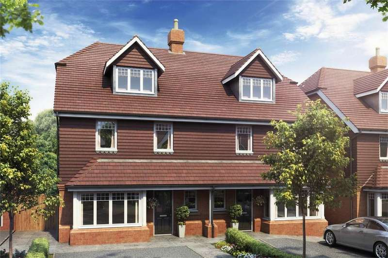3 Bedrooms Semi Detached House for sale in Epsom Road, Guildford, Surrey