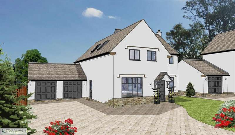 5 Bedrooms Detached House for sale in Southway, Horsforth, Leeds