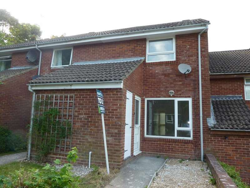 2 Bedrooms Semi Detached House for sale in Badger Farm, Winchester