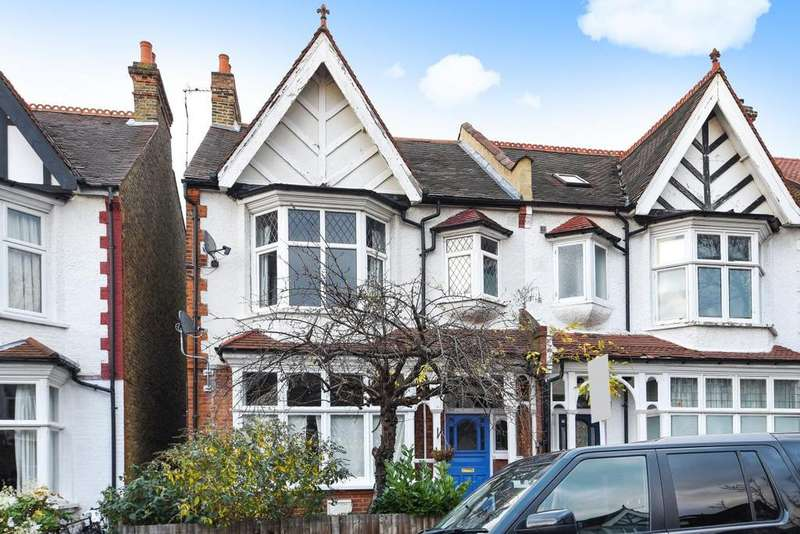 3 Bedrooms Flat for sale in Wavertree Road, Streatham