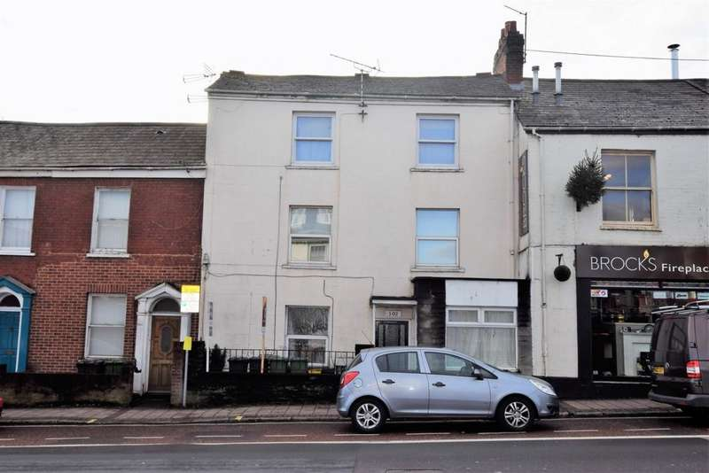 1 Bedroom Flat for sale in Fore Street, Heavitree, EX1