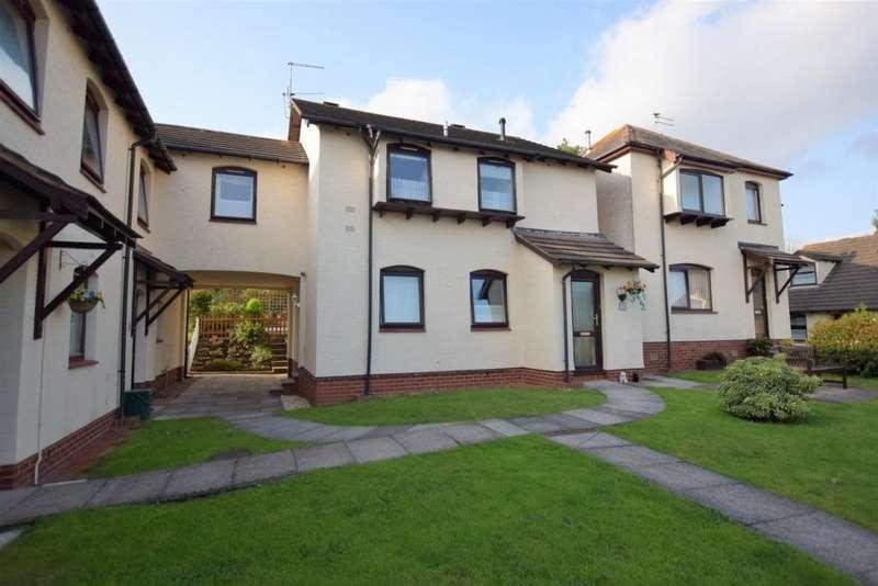 1 Bedroom Flat for sale in Matthews Court, Harrington Lane, EX4