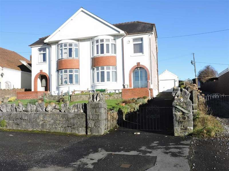 3 Bedrooms Semi Detached House for sale in Parc Henry Lane, Bonllwyn, Ammanford